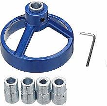 PPocket Hole Jig Blue Joinery System Kit Vertical