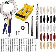 PPocket Hole Jig Oblique Hole Locator Kit