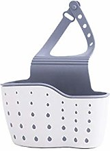 PPTS Creative double-layer sink hanging bag rack,