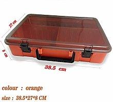 PPuujia Large capacity toolbox Large Capacity