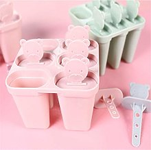 PPuujia Popsicle mold Ice Lolly Molds Maker Form