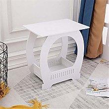 PQXOER Coffee Tables Mini Side Table Coffee Table