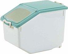 PQZATX 10KG/22Lb Rice Storage Container Airtight