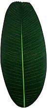PQZATX Large Artificial Tropical Banana Leaves