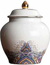 Practical Coffin Enamel Ceramic Pot Large for
