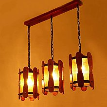 Practical Family Simplicity Rustic Lights Multi