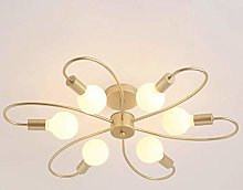 Practical Family Simplicity Vintage Ceiling Light
