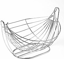 Practical Wire Basket for Fruit, Vegetables and