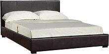 Prado Plus Hydraulic Double Bed In Black