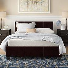 Prado Upholstered Bed Frame Marlow Home Co.