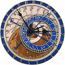 Prague Astronomical Clock, 12-inch Creative Living