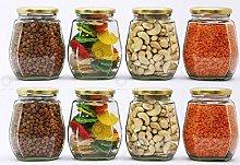 PRAMUKH FASHION Crown 400ml, Spice and Dry Fruit