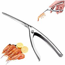 Prawn Peeler Stainess Steel Shrimp Peeler