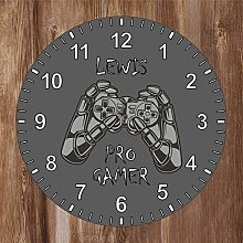 Precision Design Kids Gaming Pro Gamer Clock -
