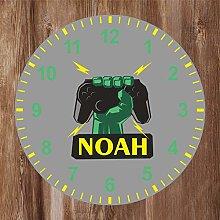 Precision Design Kids Room Gaming Hand Clock -