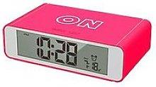 Precision Flip Alarm Clock