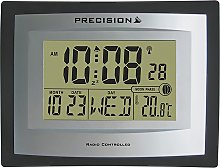 Precision LCD Radio Controlled Clock