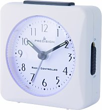 Precision PREC0050 Radio Controlled Alarm Clock,