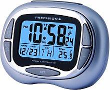 Precision PREC0100 Radio Controlled Alarm Clock