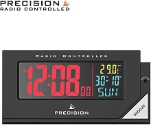 Precision Radio Controlled Colour Display Alarm