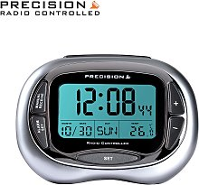 Precision Radio Controlled Digital Alarm Clock
