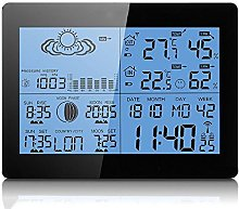 PRECISION RADIO CONTROLLED WEATHER STATION COLOR
