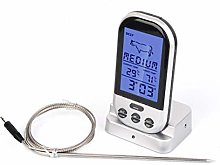 Precision Wireless Digital Thermometer with Timer