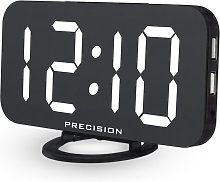 Precisions USB Port Alarm Clock