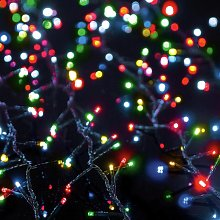 Premier Decorations 1000 Lights with Timer -