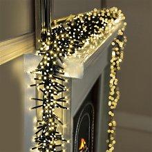 Premier Decorations 960 LED Multi Cluster Lights-