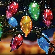 Premier Decorations Set of 40 Flame Lights -