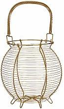 Premier Housewares 0507110 Egg Basket, Iron Wire