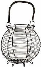 Premier Housewares 0507111 Egg Basket, Iron Wire