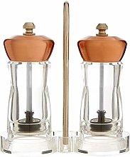 Premier Housewares 0507238 Salt & Pepper Mill Set,