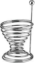Premier Housewares 0509097 Chrome Egg Cup, Silver