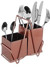 Premier Housewares 2 Compartment Cutlery Caddy