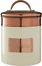Premier Housewares 507358 Biscuit Canister,