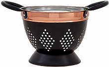 Premier Housewares 507370 Colander, Stainless Steel