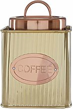 Premier Housewares 507390 Coffee Canister,