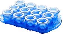 Premier Housewares 805334 Ice Shot Glass Mould