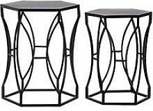 Premier Housewares Avantis Tables Set Of 2
