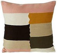 Premier Housewares Bosie Ozella Pink/Beige Cushion