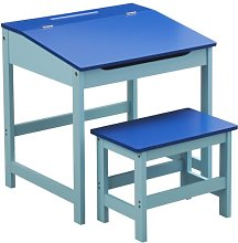 Premier Housewares Children's Desk and Stool