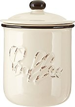 Premier Housewares Chiltern Coffee Canister, 14 x