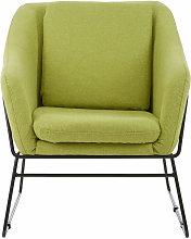 Premier Housewares Desk Chairs Green Bedroom Chair