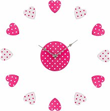 Premier Housewares DIY Heart Wall Clock -