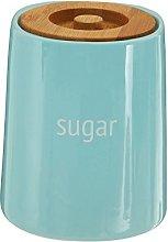 Premier Housewares Fletcher Sugar Canister - Blue