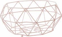 Premier Housewares Fruit Basket Polygon Shaped