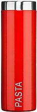 Premier Housewares Liberty Pasta Canister - Red