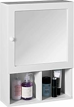 Premier Housewares MDF Bathroom Storage Cabinet